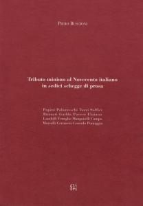 Tributo minimo al novecento italiano