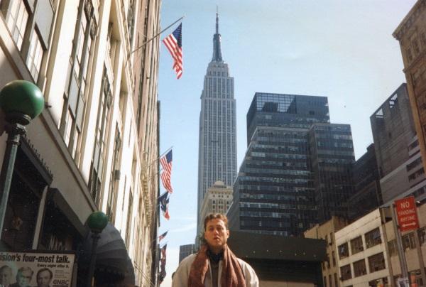 New York 1992